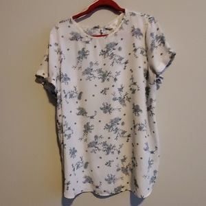 Floral Top by Lauren Conrad LC